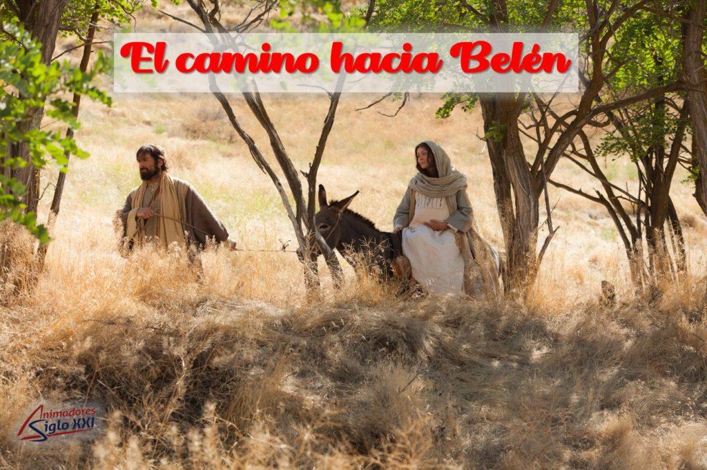 El camino hacia Belen