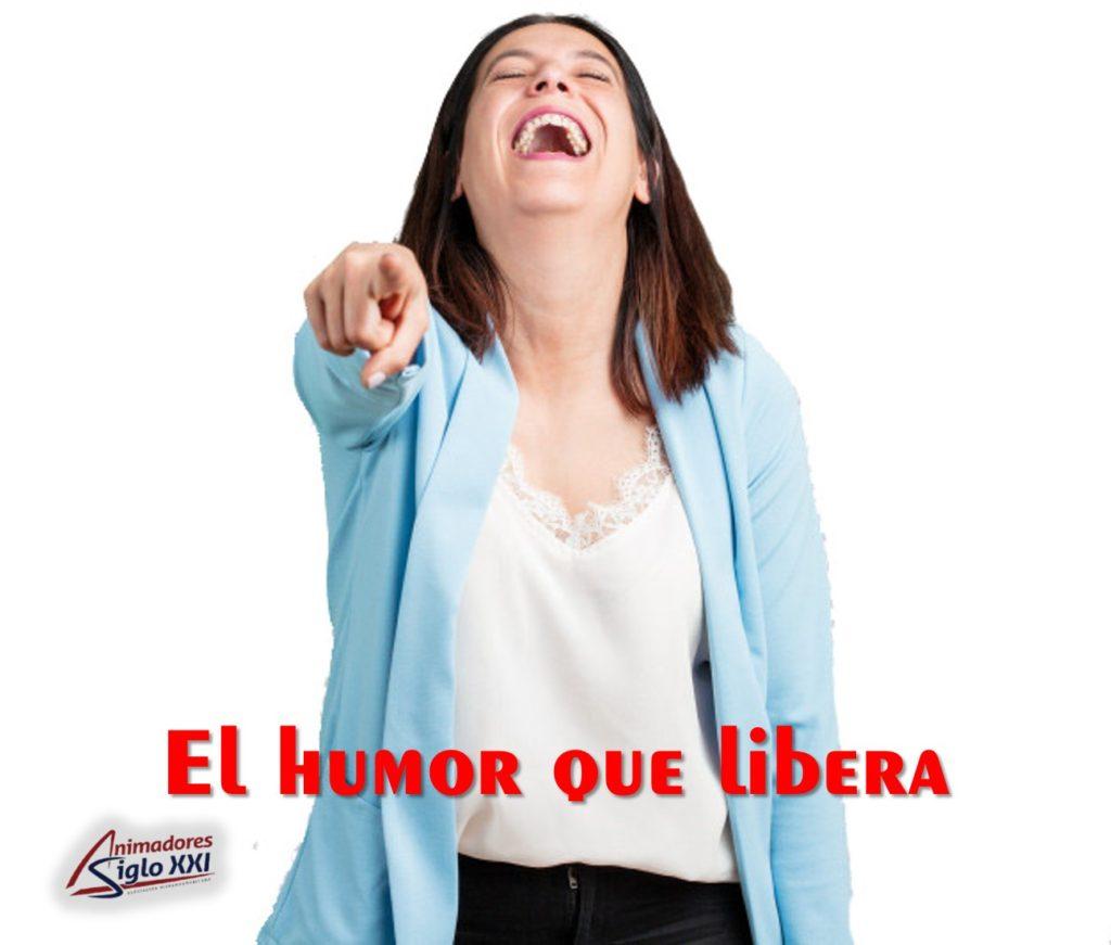 El humor que libera