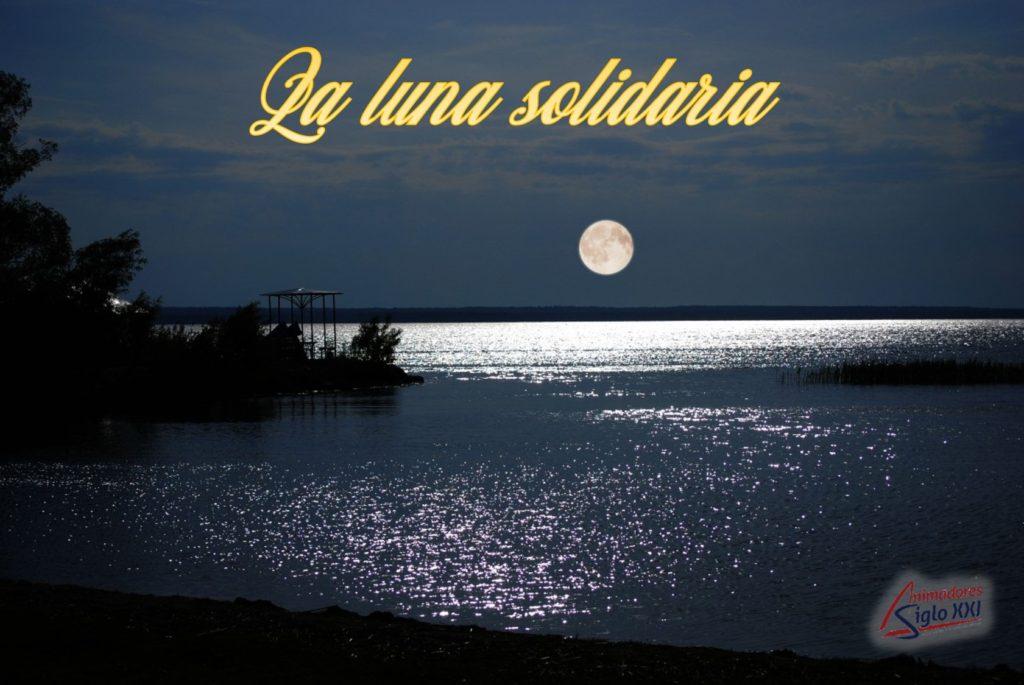 La luna solidaria