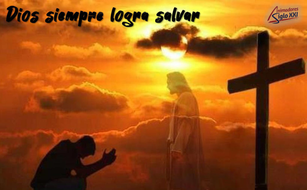 Dios siempre logra salvar
