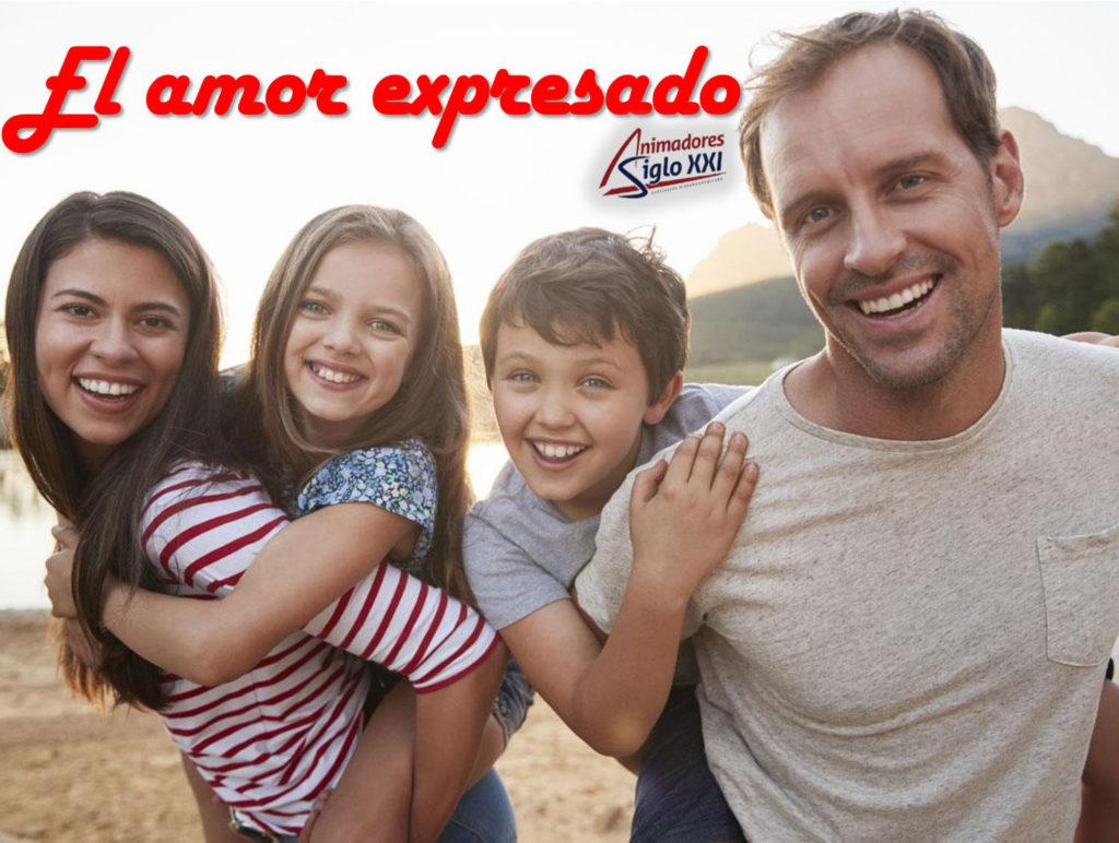 El amor expresado